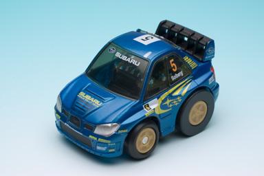 Qステア スバル インプレッサWRC2006