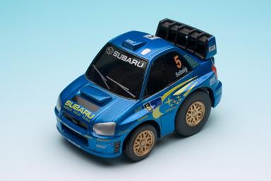 チョロQ スバル インプレッサWRC2005