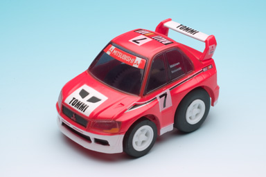 チョロQ 三菱 ランサー・エボリューションWRC(VII)