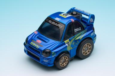 デジQ スバル インプレッサWRC2002